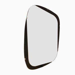 Mobiletto Mid-Century con specchio