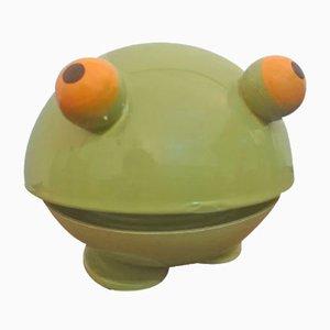 Dekorative Froschfigur von Gustav Ehrenreich für Hoptimist, 1968