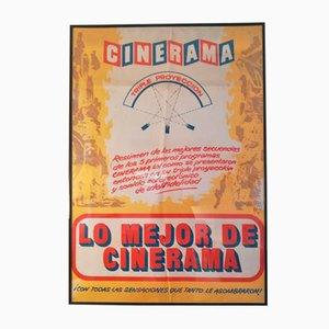 Vintage Cinerama Poster
