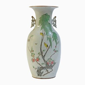 Vase Ancien en Porcelaine, Chine