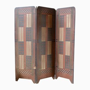 Art Deco Claustra Room Divider, 1930s