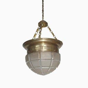Lámpara colgante antigua