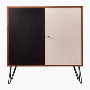 Mueble de chapa de teca, años 50