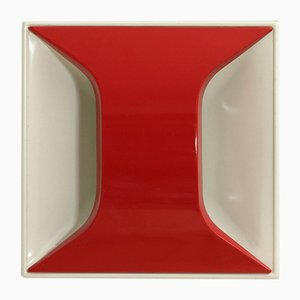 Vintage Panel Sconce by Dieter Witte & Rolf Krüger for Staff, 1968