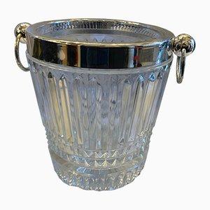 Antiker Champagnerkübel von Baccarat