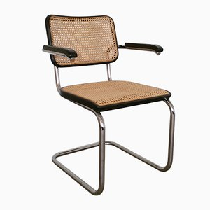 Vintage S64 Stuhl von Marcel Breuer für Thonet, 1981