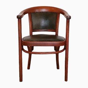 Vintage A968F Stuhl von Thonet, 1930er