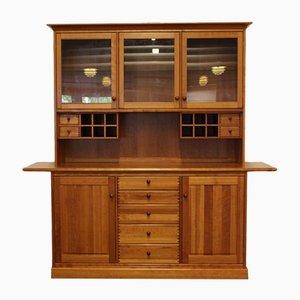 Mueble de cerezo de Hansen Andreas para Form 75, años 80