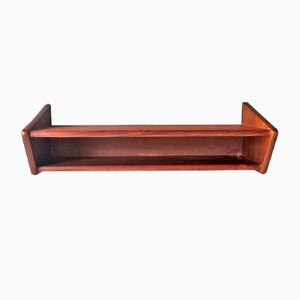 Danish Rosewood Wall Shelf by Aksel Kjersgaard, 1950s