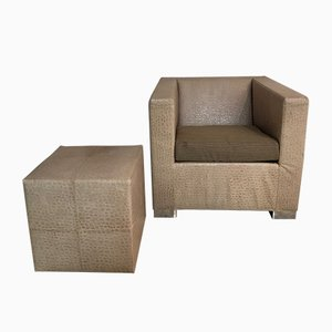 Vintage Sessel von Rudolf Dordoni für Minotti