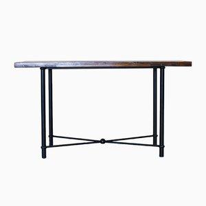 Table Console Industrielle, années 70