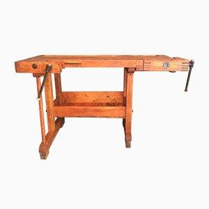 Mesa de trabajo antigua