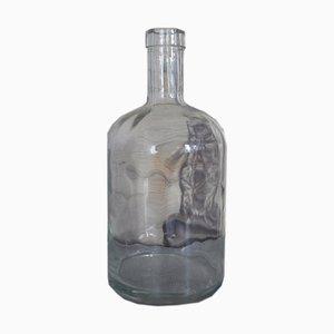 Klarglasflasche, 1950er