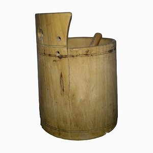Antique Flour Bin