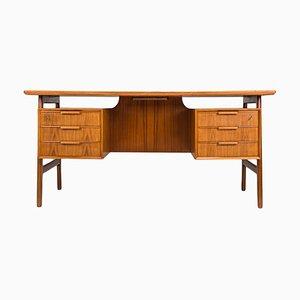 Modell 75 Schreibtisch von Omann Jun, 1950er