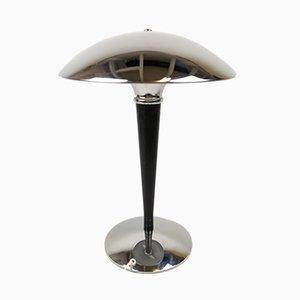 Lámpara de mesa sueca estilo Art Déco de Ikea, años 70