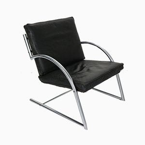 Lounge Chair by Gerard van den Berg for Rohé Noordwolde, 1980s