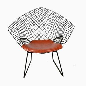 Vintage Diamond Sessel von Harry Bertoia für Knoll Inc./Knoll International