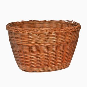 Wicker Basket, 1960s