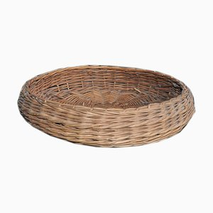 Wicker Basket, 1940s