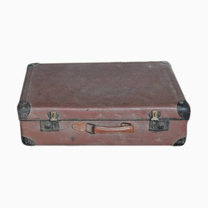 Vintage Hungarian Suitcase
