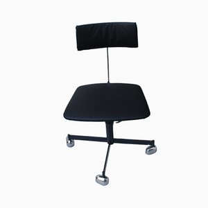 Mid-Century Kevi Office Chair by Jorgen Rasmussen