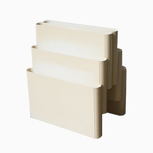 Magazine Rack by Giotto Stoppino for Kartell, 1970s