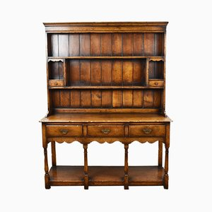 Oak Dresser, 1920s