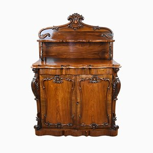 Antique Rosewood Buffet