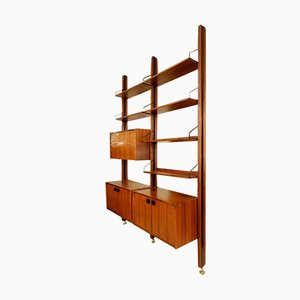 Vintage Rosewood Claustra Shelf