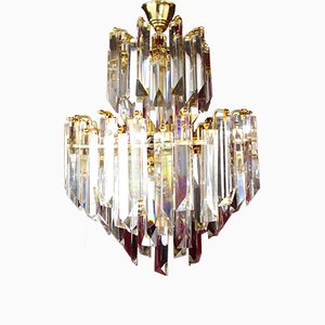 Waterfall Ceiling Lamp from Venini, 1970s