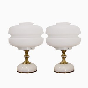 Table Lamps from Napako, 1970s, Set of 2