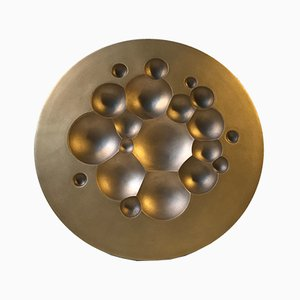 Decorative Wall Plate by Tapio Wirkkala for Rosenthal, 1971