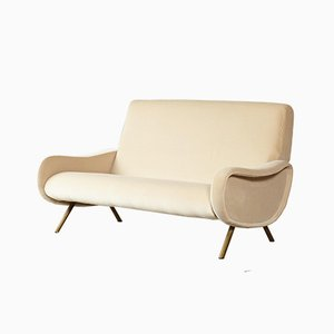 Mid-Century Italian Lady Sofa by Marco Zanuso for Arflex