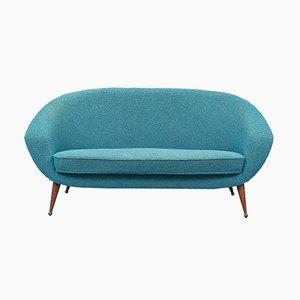 Swedish Tellus Sofa by Folke Jansson for S.M. Wincrantz, 1950s