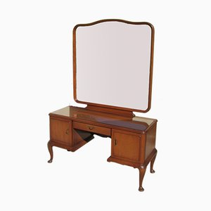 French Chippendales Dressing Table, 1960s