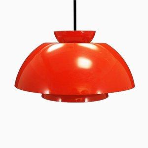 Vintage Danish Danish Ceiling Lamp
