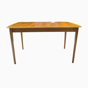 Large German Extendable Dining Table from Lübke, 1960s