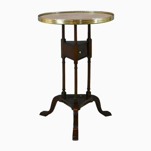 Table d'Appoint Antique en Acajou, France