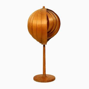 Lámpara de mesa de Hans Agne Jakobsson para Markaryd Sweden, años 60