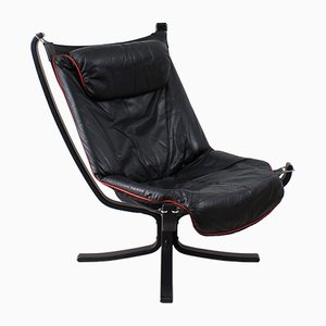 Viking Lounge Chair from Poltrona Frau, 1970s