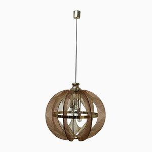 Lampada da soffitto di Paul Secon per Somplex, anni '60
