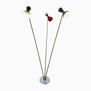 Mid-Century Italian Floor Lamp, 1950s