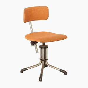 Model 360 Swivel Desk Chair by Willem Hendrik Gispen & C.H. Hoffmann, 1950s