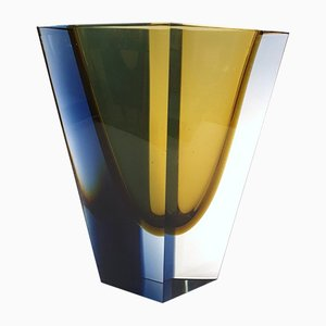 Prisma Vase by Kaj Franck for Nuutajärvi, 1962