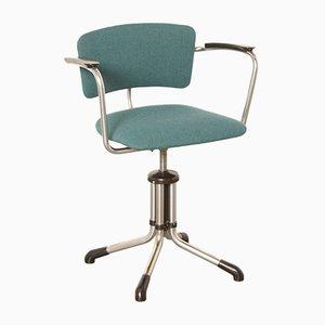 Chaise de Bureau Pivotante Modèle 354 par Willem Hendrik Gispen, 1960s