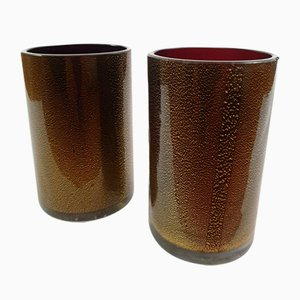 Murano Drinking Glasses from Seguso, 1950s, Set of 2