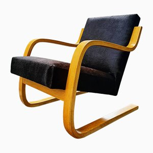 Armchairs by Alvar Aalto for Artek, 1960s, Set of 2