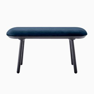 Green Velour L1000 Naïve Bench by etc.etc. for Emco