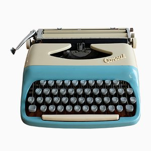Vintage Model 1531 Typewriter from Consul, 1960s